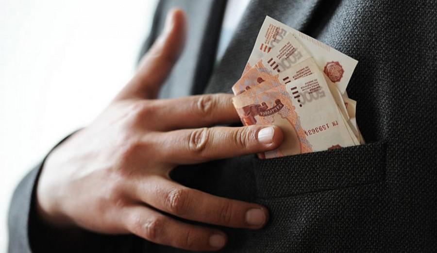 Взятки и коррупция
