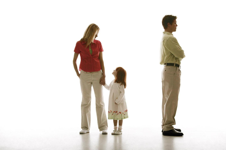 Встречи с детьми после развода